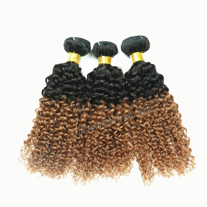 12----34--ombre-brazilian-remy-hair-extensions-curly-two-tone--1b-and--27-wefts-for-1pc-sets-or-3pcs-sets-22645-tv