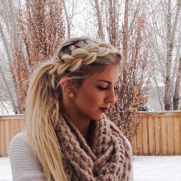 Big-Dutch-Braid-into-a-Ponytail