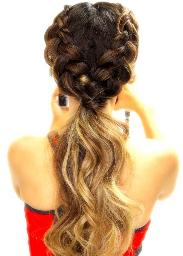 Double-Dutch-Braid-into-a-Ponytail-2