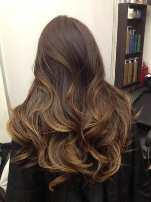 #4 and #27 ombre hair