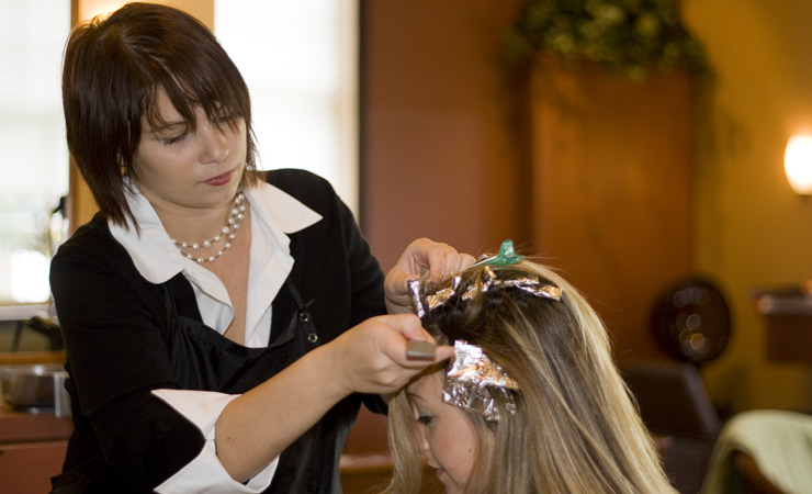 Hair-coloring-ombre