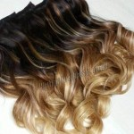 16-inch-harmonious-ombre-clip-in-remy-human-hair-extensions-three-tone-body-wave-9pcs