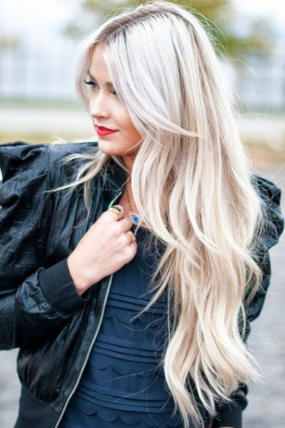 blonde hair color 2015 winter hair color trend